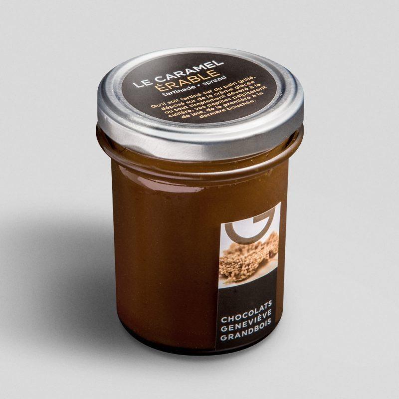 Tartinade caramel à l'érable (225g)