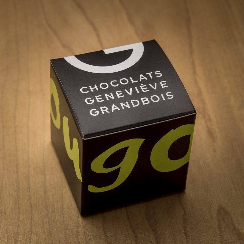 Mougât, Chocolat Geneviève Grandbois